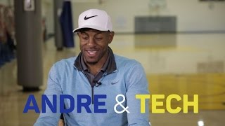 Andre Iguodala has tried Magic Leap. What's it like?