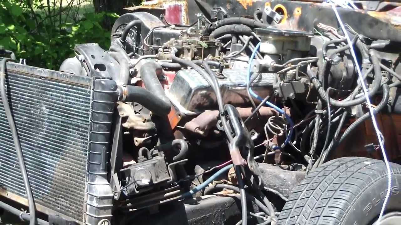 Chevy small block 305 engine for sale youtube for 305 chevy motor for sale