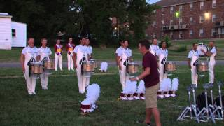 DCI In The Lot: The 2013 Cadets Drumline