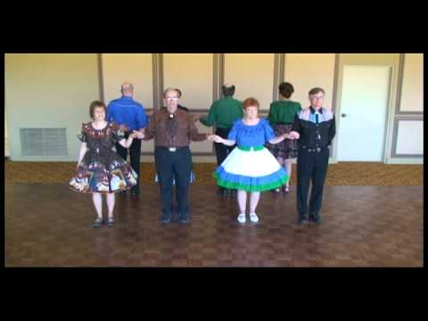 Video Square Dance Lessons - Mainstream Lesson #14