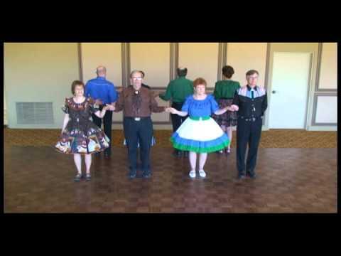 Video Square Dance Lessons - Mainstream Lesson #14
