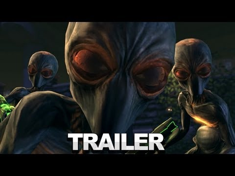 XCOM: Enemy Unknown - Trailer [HD]