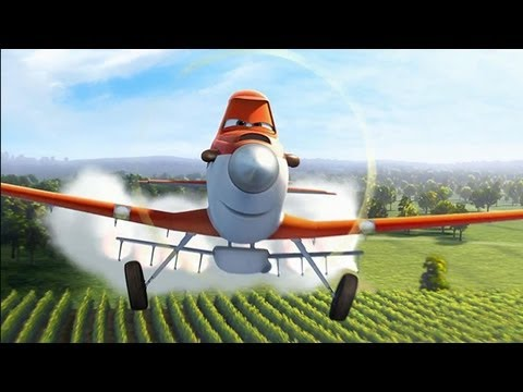 Disney's Planes - Sneak Peek Video