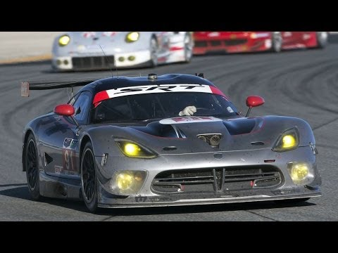 Racing SRT Vipers Prepare for 12 Hours of Sebring