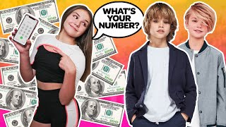 Asking STRANGERS To Be My BOYFRIEND Challenge **1 DATE = $100** ❤️💵| Piper Rockelle