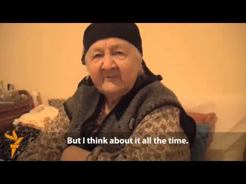 Crimean Tatars, Still Living In Shadow Of 1944 Crimean Tatar Woman Fears War RFERL 21/03/2014