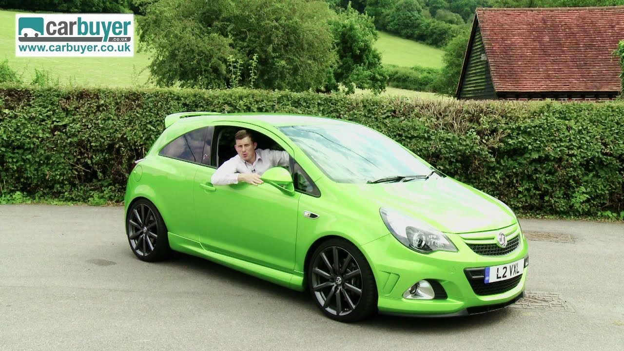 vauxhall corsa vxr hatchback review carbuyer youtube. Black Bedroom Furniture Sets. Home Design Ideas