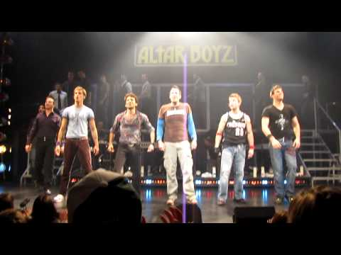 I Believe~ Altar Boyz (Final Performance)