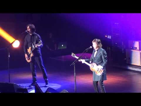 Paul McCartney en Chile 2014 - Magical Mistery Tour