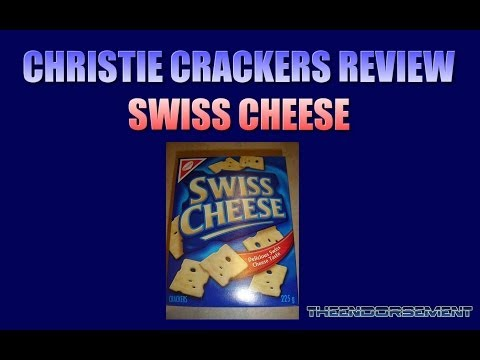 Christie Canadian Swiss Cheese Crackers Review #40 - ettuandyou