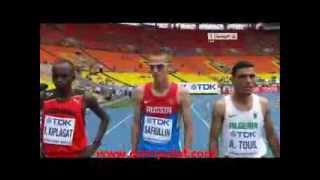 Mondiaux d'athlétisme 2013:  tous les Algériens engagés éliminés