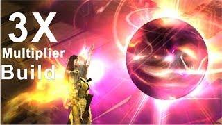 Best Wizard Build Reaper Of Souls 3X DMG Multiplier BLACK