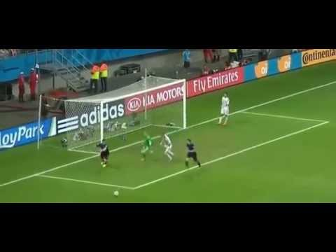 Fernando Torres (miss) vs Netherlands - Spain 1-5 Netherlands (World Cup 2014)