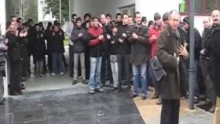 Madrilerako irteera