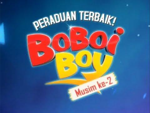 Peraduan Terbaik BoBoiBoy ke-2