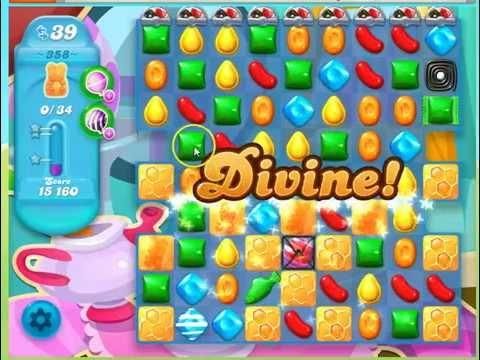 Candy Crush Soda Saga level 358