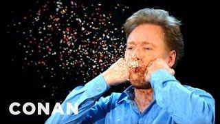 More Conan Super Slow-Mo Camera Moments