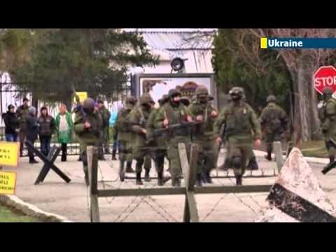 Putin's Crimean War: Ukraine's defiant military prepares to face Russian invaders