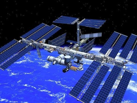 The International Space Station  Space Shuttle history for all the world Roy Dawson Realtor