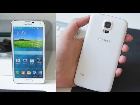 Samsung Galaxy S5 Review! [Deutsch]