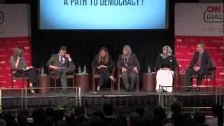 CNN DIALOGUES: The Arab Spring: A Path to Democracy?