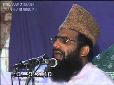 Death can come at any time Allama Qari Raziullah Chaturvedi