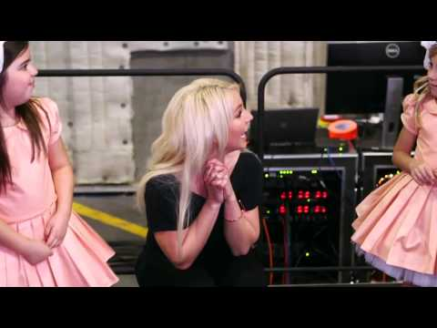Britney on The Ellen Degeneres Show (Meeting Sophia Grace & Rosie)