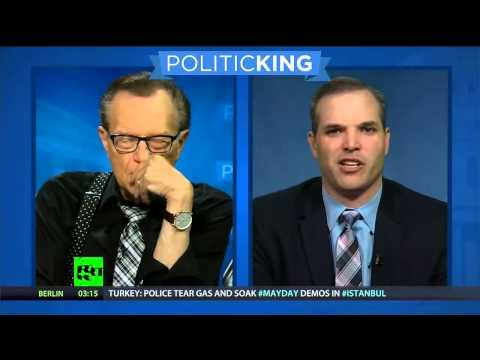 Politicking: Matt Taibbi on America's 'Injustice System'