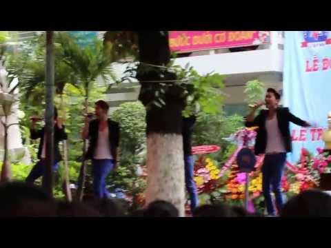 Sài Gòn,Sài Gòn- V-music THCS Lê Qúy Đôn Quận 3 (22/5/2013)