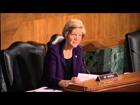 Banking Committee - Q&A with Janet Yellen