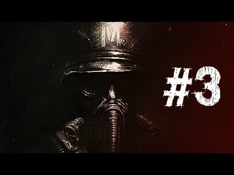 Metro Last Light Gameplay Walkthrough Part 3 - Hanging Pavel - Chapter 3