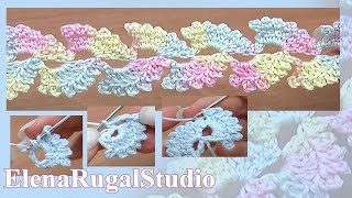 Lace Cord Free Crochet Tutorial 6
