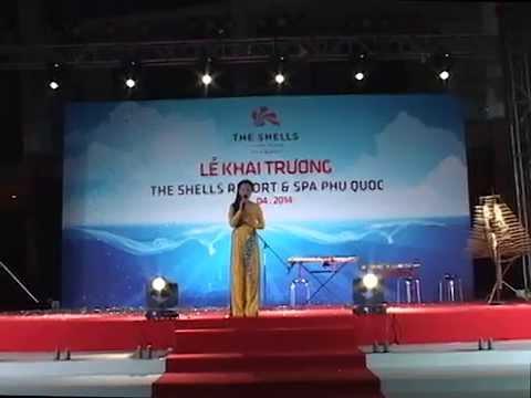 THE SHELLS RESORT AND SPA PHU QUOC-  NSUT QUE TRAN-  KIEN GIANG MINH DEP LAM