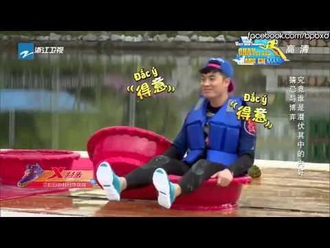 [Vietsub] Hurry up Brothers mùa 2 - Running Man Trung Quốc mùa 2 Tập 5