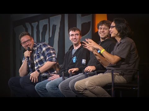 Hearthstone: BlizzCon 2017 Arena Panel