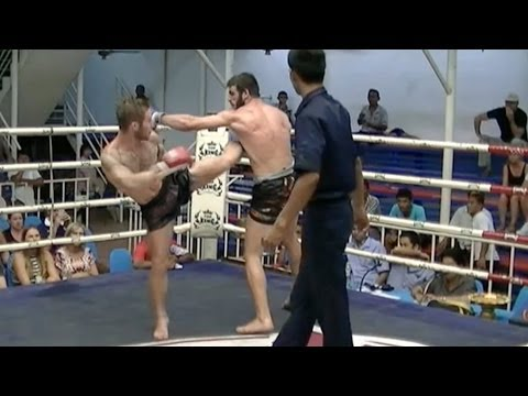 Craig Dickson Sumalee VS Youssef Tiger Muay Thai: Bangla Boxing Stadium, 27th June 2014