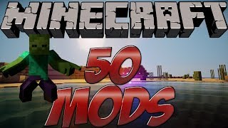 Minecraft 1.5.2 Super Pack De 50 Mods + Texturas
