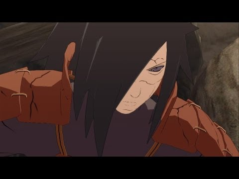 Naruto Shippuden: Ultimate Ninja Storm Generations: Madara Uchiha  vs Hashirama Full Battle
