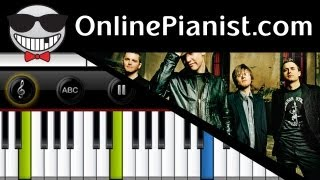 The Fray How To Save A Life Piano Tutorial