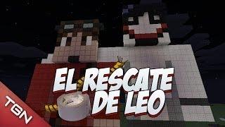 MINECRAFT: EL RESCATE DE LEO (TOWN UNIVERSE)