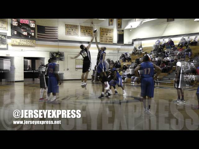 Jersey Express Vs. And 1 Legends