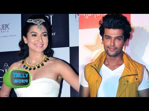 Kushal Tandon Gifted Jewellery To Gauhar Khan