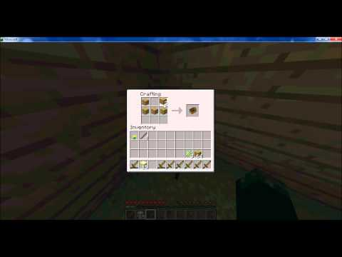 Minecraft how to craft a boat youtube for How do you craft in minecraft