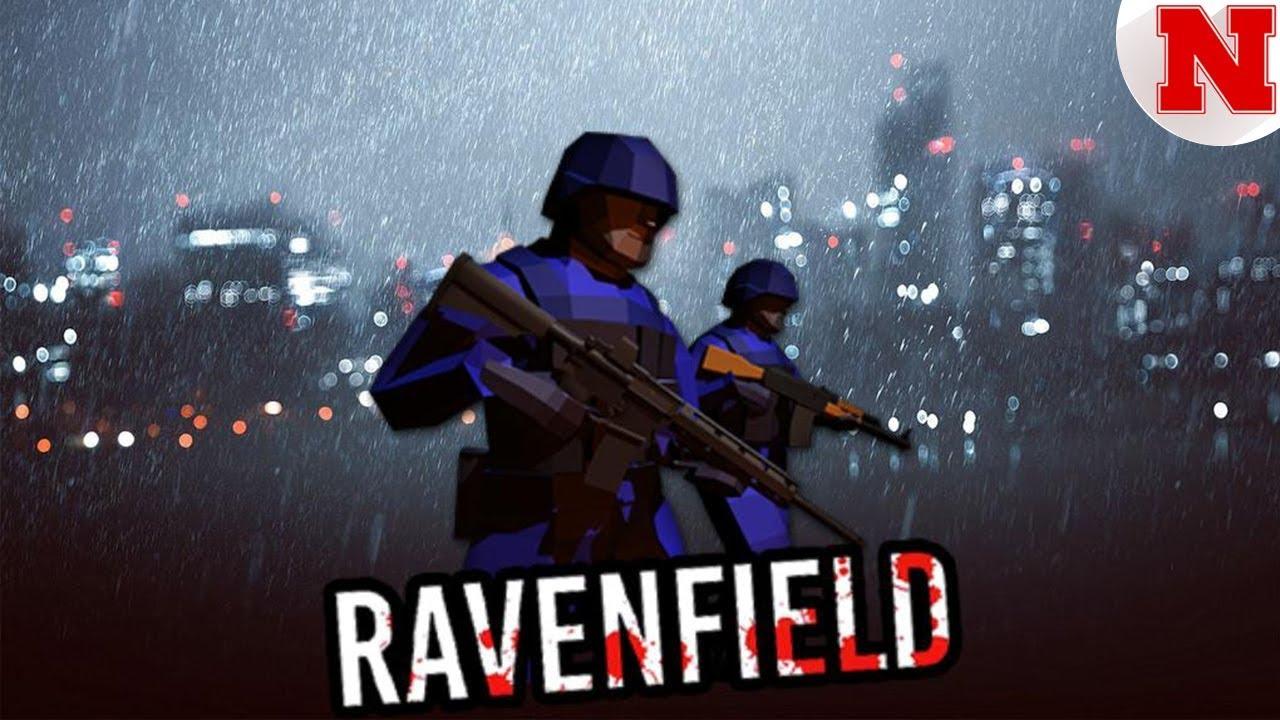 как играть в ravenfield по сети