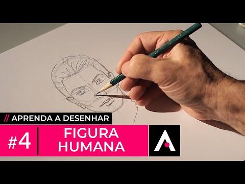 Aprenda a Desenhar - Figura Humana (ABRA Escola de Arte)