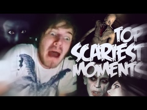 TOP SCARIEST MOMENTS OF GAMING!  от PewDie