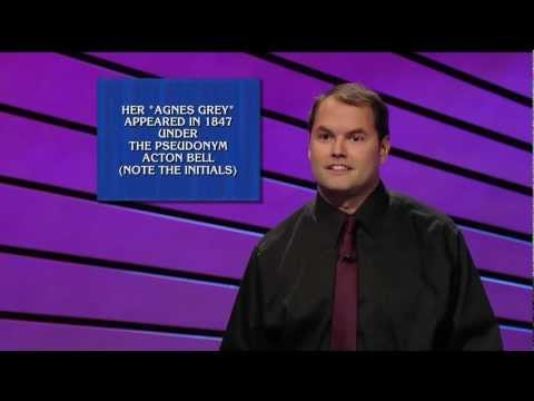 Jeopardy! - Roger Craig's Double True Daily Doubles (TDD's) [2011 Tournament of Champions]