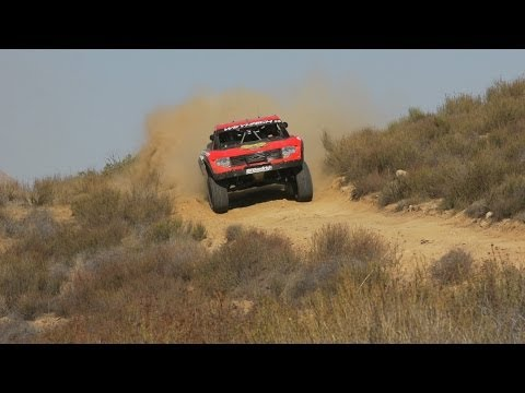 Welcome to the Baja 1000