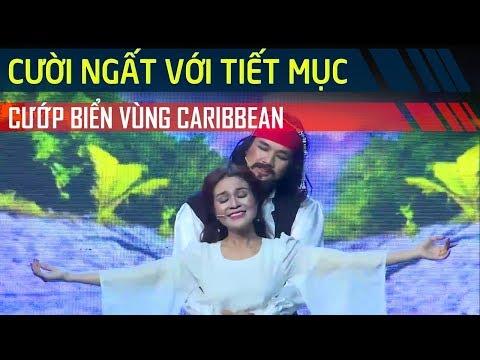 Cười ngất với 'Cướp biển vùng Caribbean' - NSƯT Hồng Thắm, Nam Thanh Phong