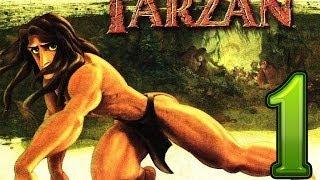 Tarzan-серия 1 [Джунгли зовут!]